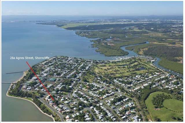 28A Agnes Street, Shorncliffe QLD 4017