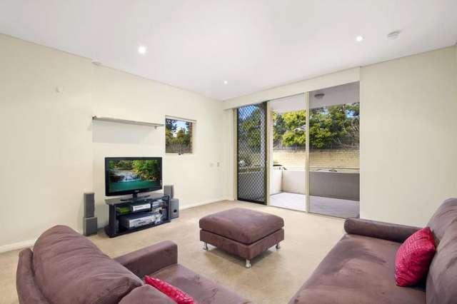 Unit 101/3 Carnarvon Street, Silverwater NSW 2128