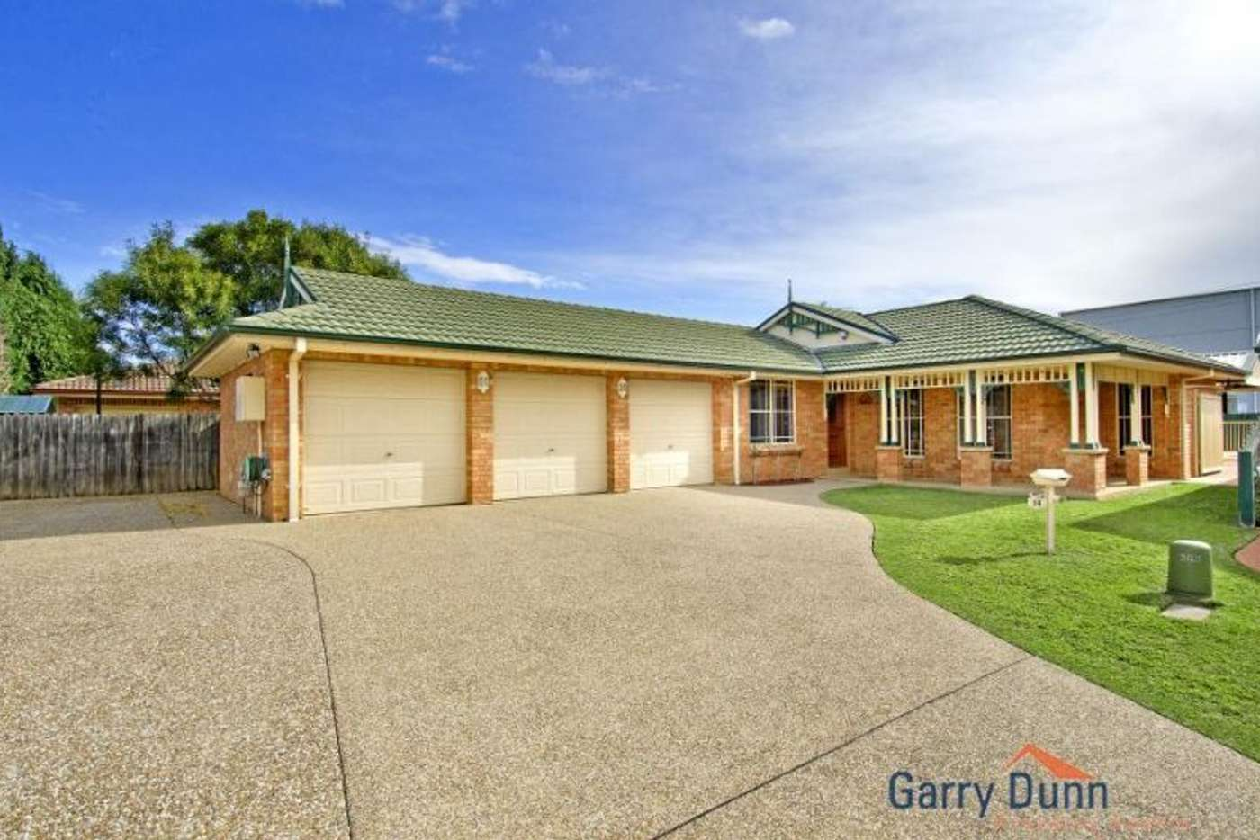 Main view of Homely house listing, 14 Derwent Crt, Wattle Grove NSW 2173