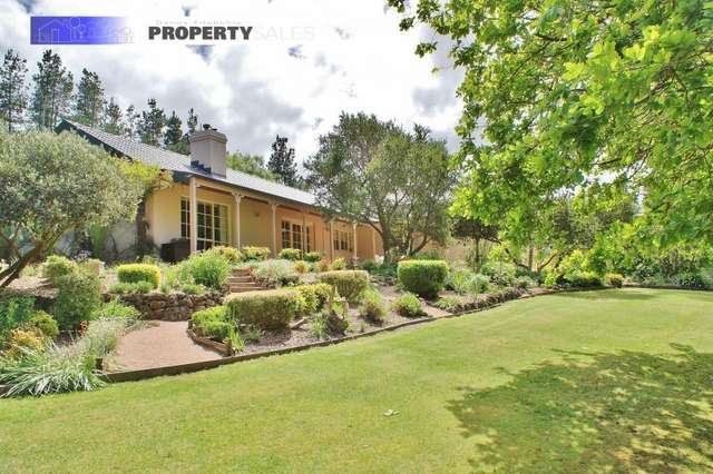 0727 Moe-Walhalla Road, Tanjil South VIC 3825