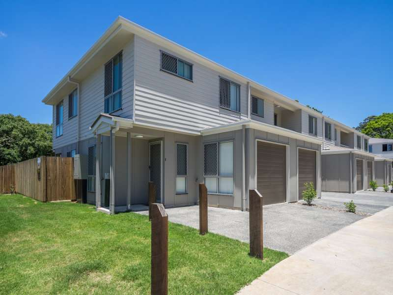 Main view of Homely townhouse listing, 9/12-14 Juers, Kingston, QLD 4114