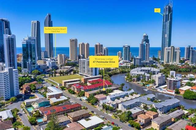 17/47 Peninsular Drive, Surfers Paradise QLD 4217