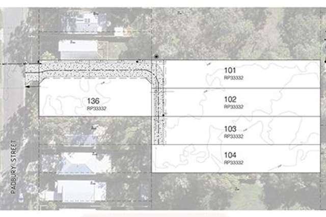 LOT 104 PADBURY STREET, Hemmant QLD 4174
