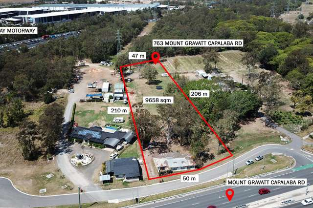 763 Mount Gravatt Capalaba Road, Wishart QLD 4122