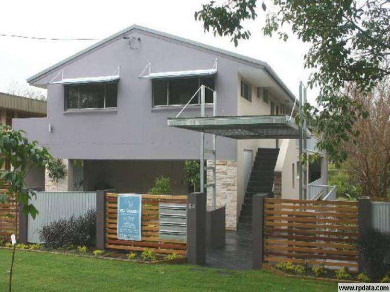 Main view of Homely unit listing, 6/64 Warren Street, St Lucia, QLD 4067