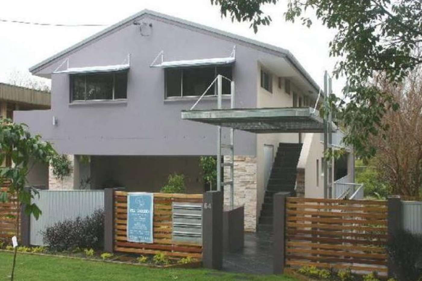 Main view of Homely unit listing, 6/64 Warren Street, St Lucia QLD 4067