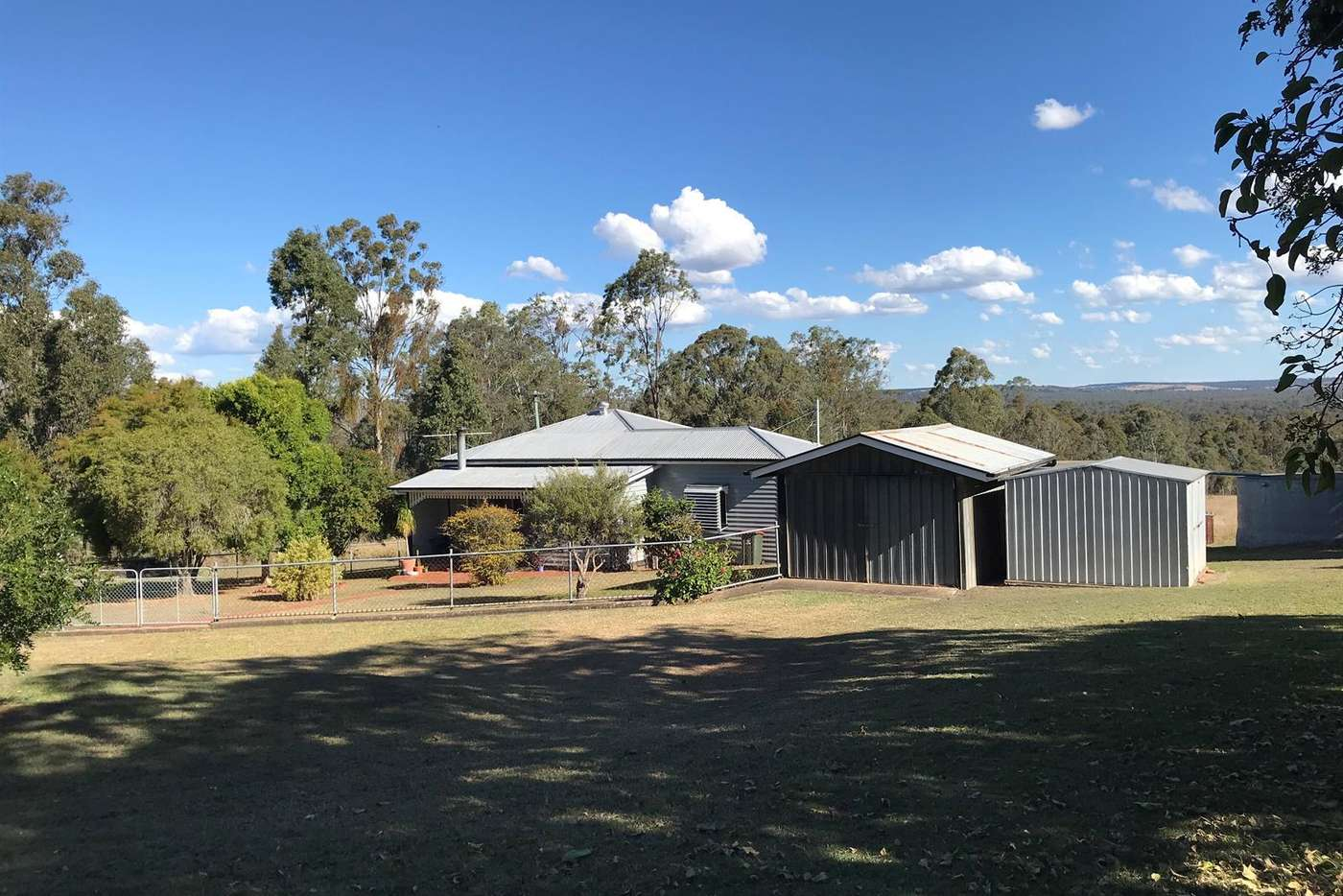 Main view of Homely acreageSemiRural listing, Address available on request