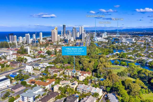 16/12 Monte Carlo Avenue, Surfers Paradise QLD 4217