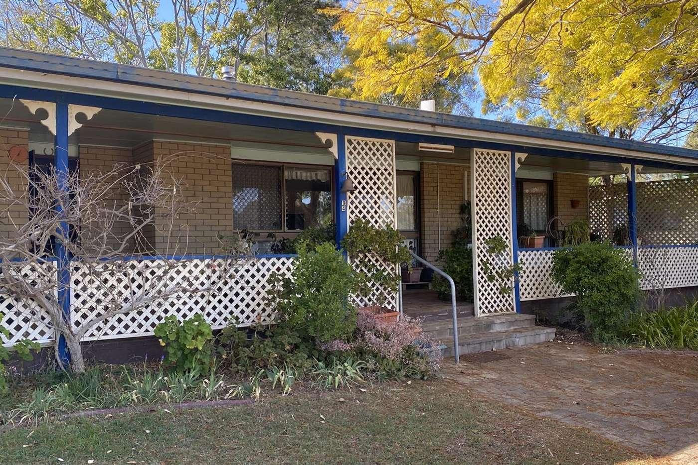 Main view of Homely house listing, 94 Burnett St, Nanango QLD 4615