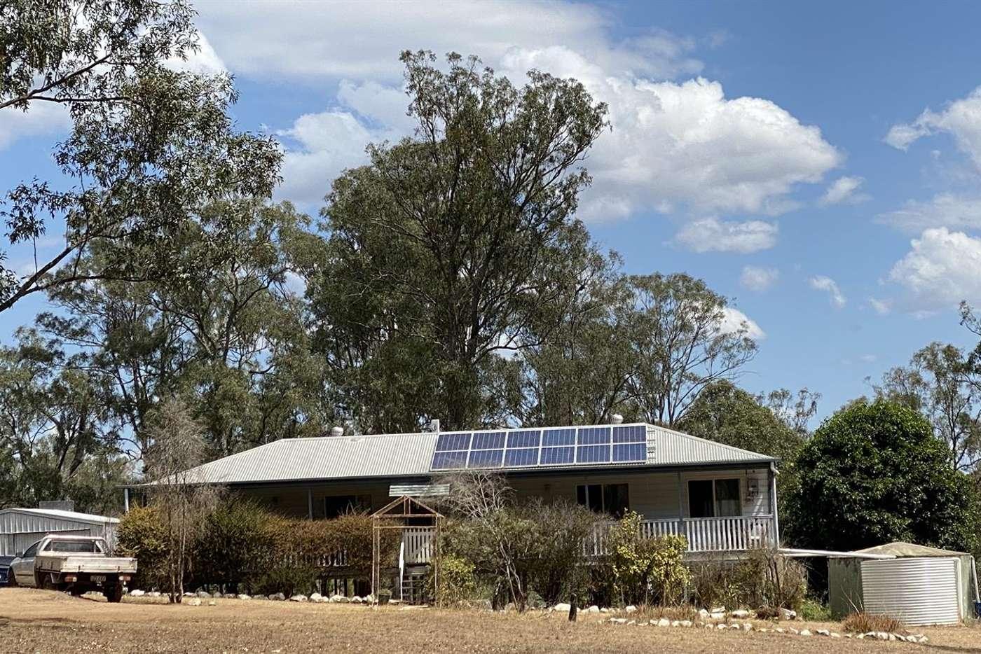Main view of Homely house listing, 142 Old Rifle Range Road, Nanango QLD 4615