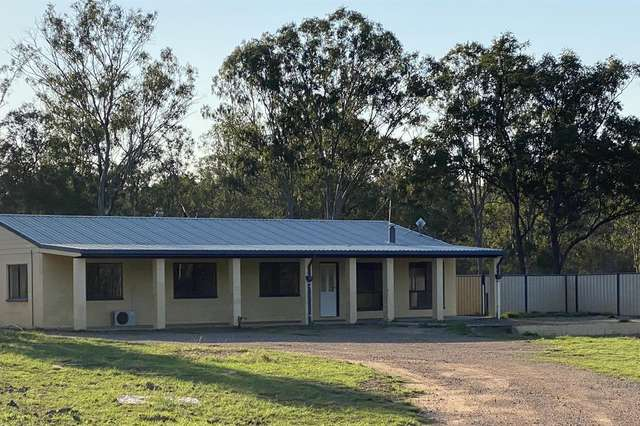 55 G S Wilson Drive, Nanango QLD 4615