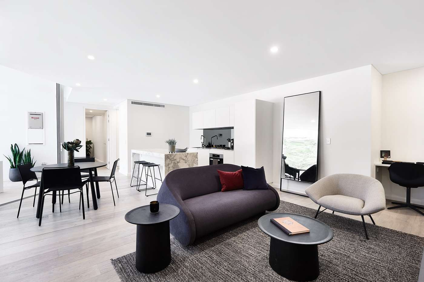 Main view of Homely apartment listing, 2/425 Bourke St, Surry Hills, NSW 2010