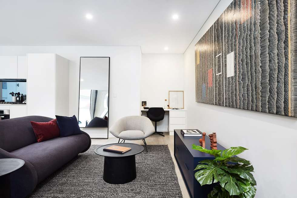Third view of Homely apartment listing, 2/425 Bourke St, Surry Hills NSW 2010