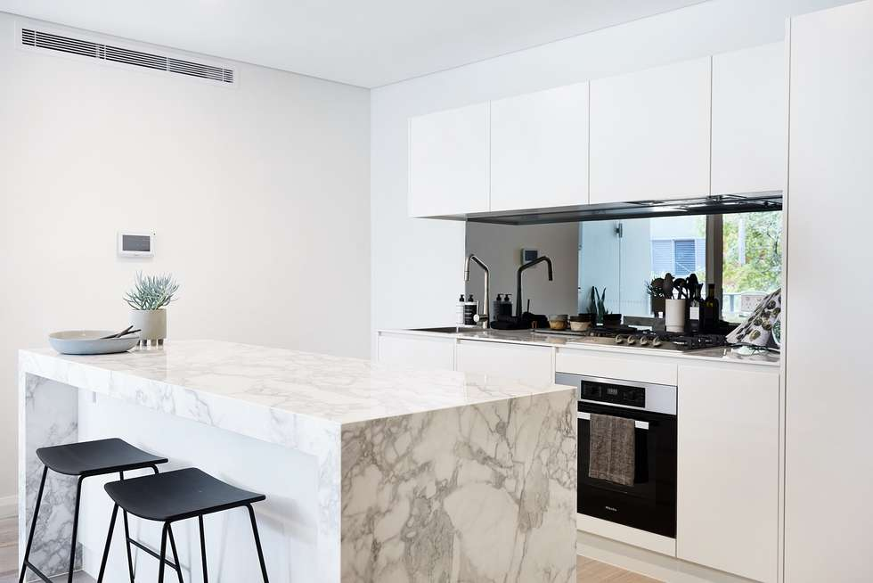 Fourth view of Homely apartment listing, 2/425 Bourke St, Surry Hills NSW 2010