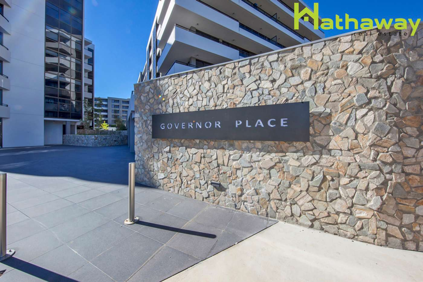 Main view of Homely apartment listing, 156/44-46 Macquarie Street, Barton ACT 2600