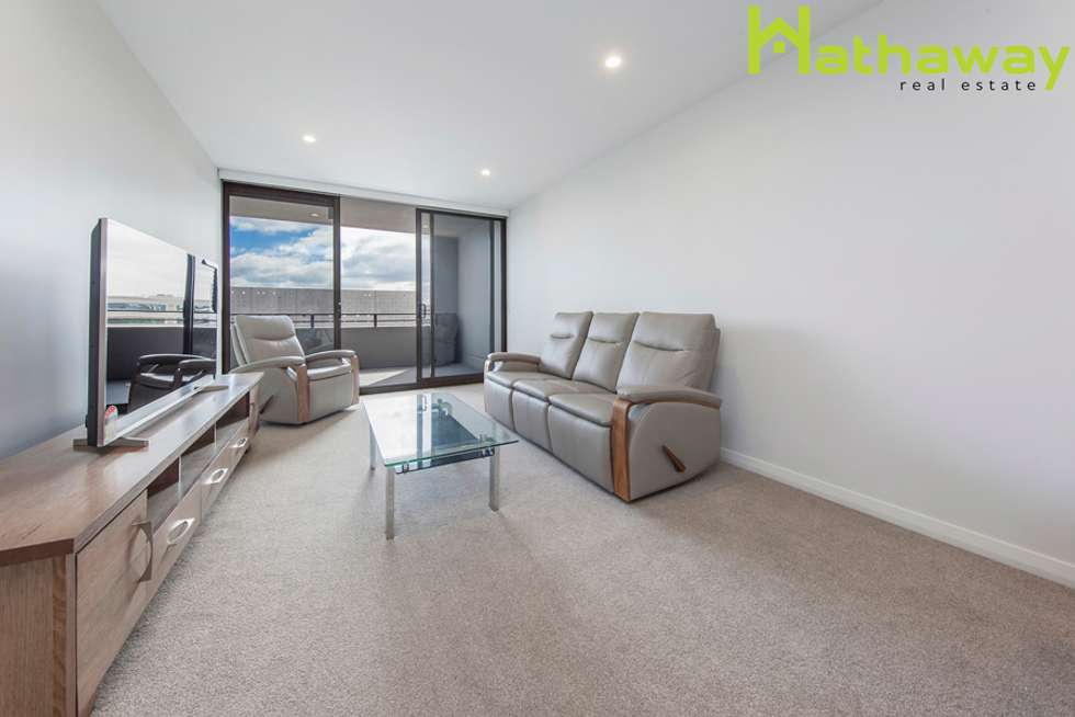 Second view of Homely apartment listing, 156/44-46 Macquarie Street, Barton ACT 2600