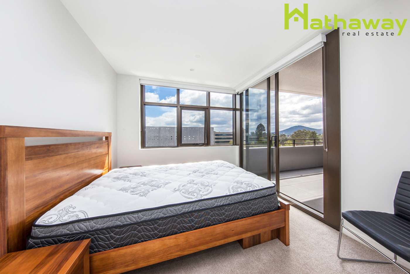 Sixth view of Homely apartment listing, 156/44-46 Macquarie Street, Barton ACT 2600