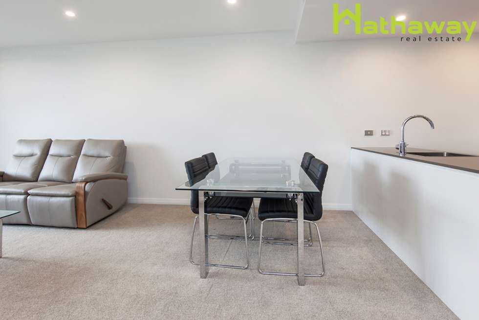 Third view of Homely apartment listing, 156/44-46 Macquarie Street, Barton ACT 2600