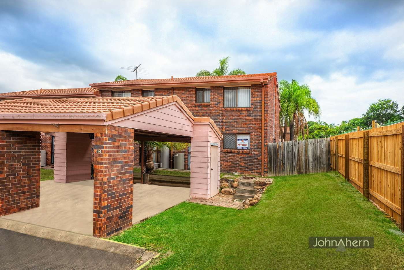 Main view of Homely townhouse listing, 23/10 Damalis Street, Woodridge QLD 4114