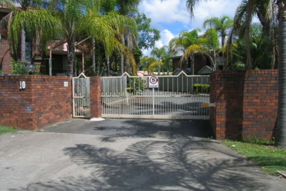 Second view of Homely townhouse listing, 23/10 Damalis Street, Woodridge QLD 4114