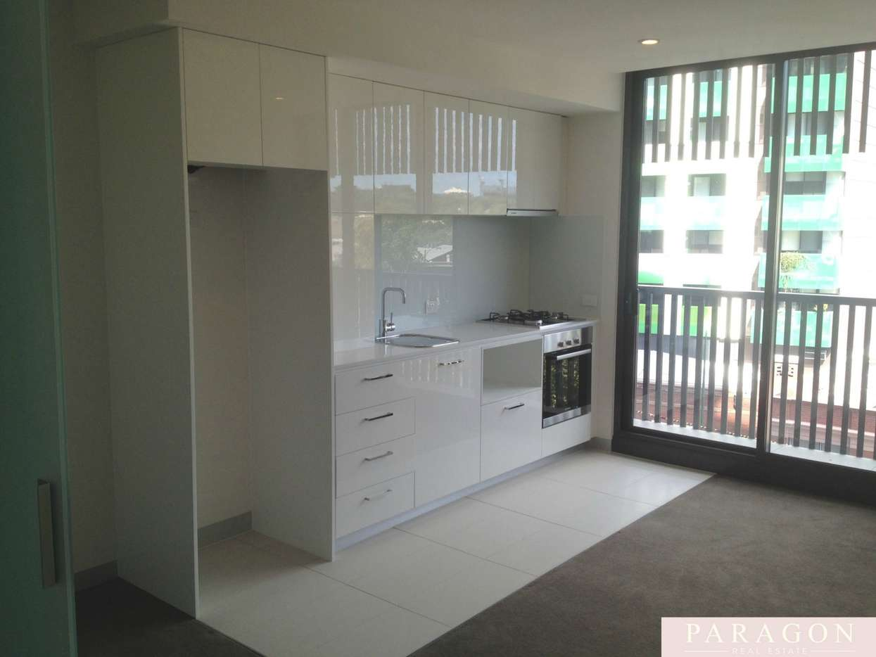 Main view of Homely apartment listing, 1011/6 Leicester Street, Carlton, VIC 3053