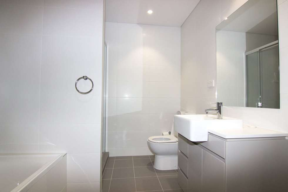 Third view of Homely apartment listing, 512B/8 Bourke Street, Mascot NSW 2020