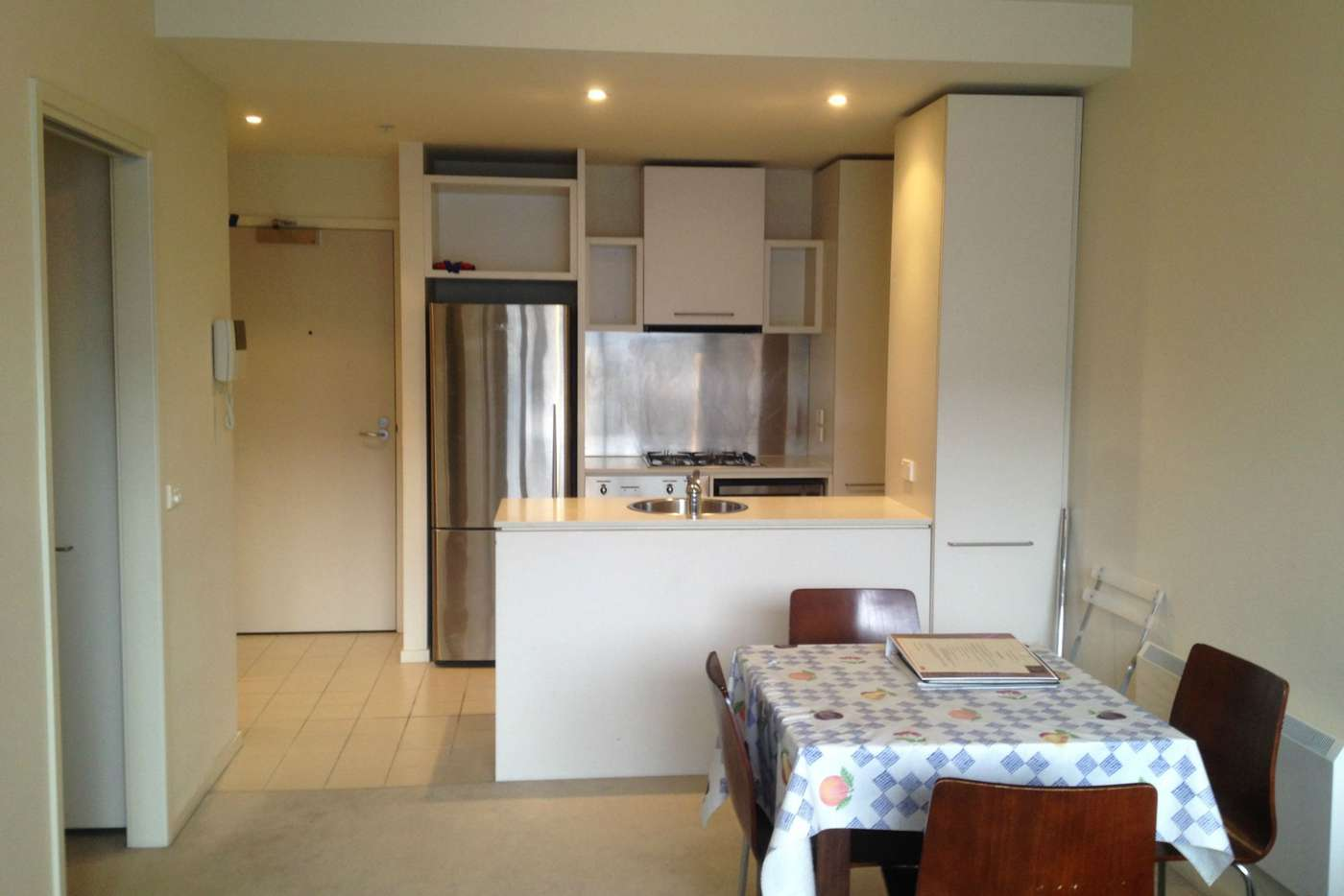 Main view of Homely unit listing, 708/1 Bouverie Street St, Carlton VIC 3053