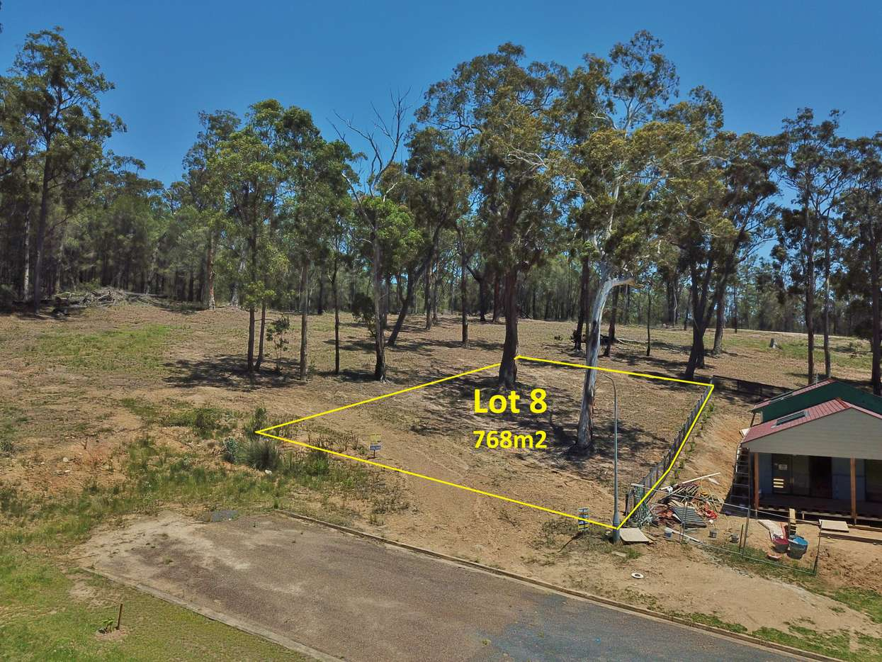 Main view of Homely  listing, Lot 8 Sea Horse Drive St, Boydtown, NSW 2551