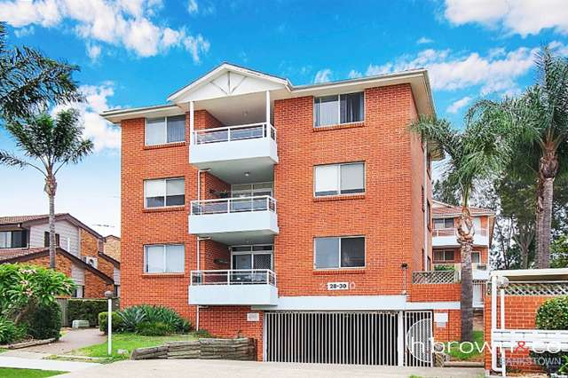 12/28-32 White Avenue, Bankstown NSW 2200