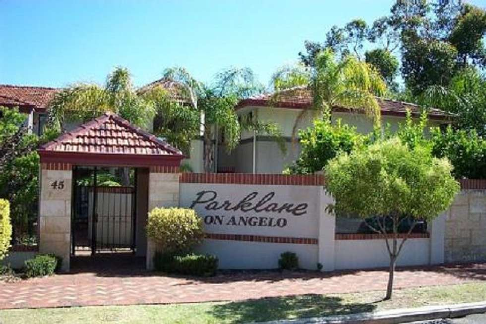 Second view of Homely unit listing, 9/45 Angelo Street, South Perth WA 6151