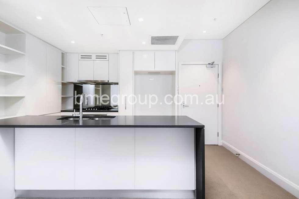 Second view of Homely apartment listing, 401/40 Walker Street, Rhodes NSW 2138
