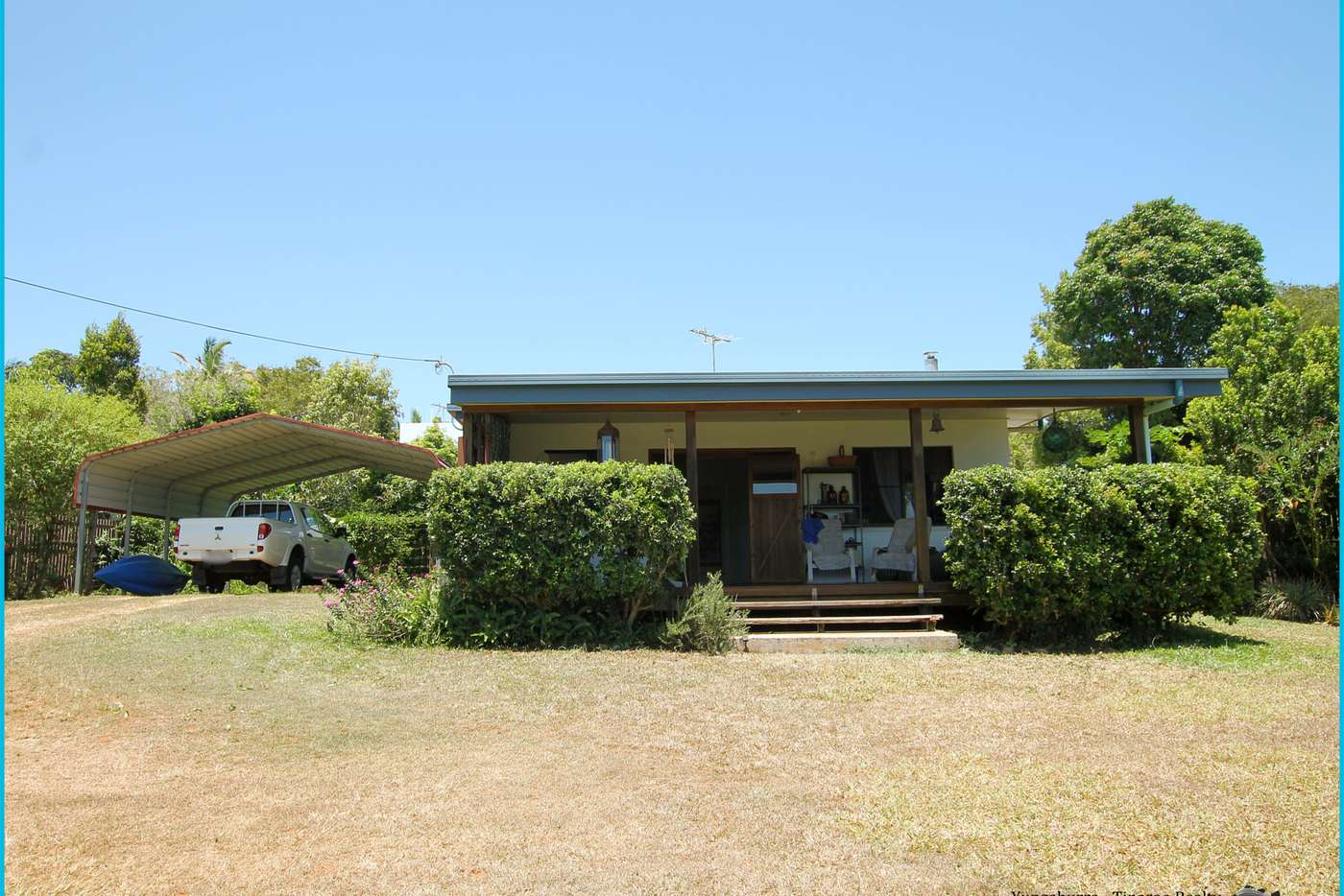 Main view of Homely house listing, 16 Currawong Avenue, Yungaburra QLD 4884