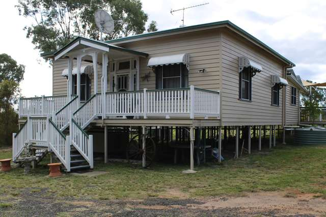 181 Greenup-Limevale Rd, Coolmunda QLD 4387