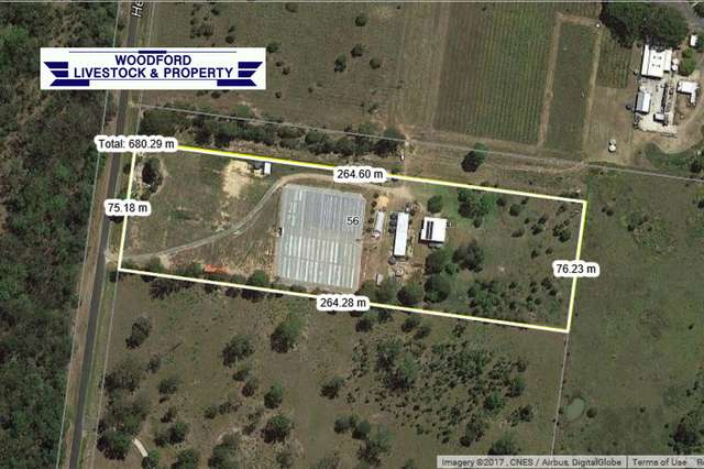 56 Hennessey Rd, Delaneys Creek QLD 4514