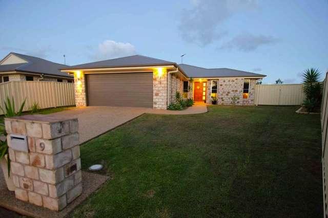 9 Studholme Ct, Kalkie QLD 4670
