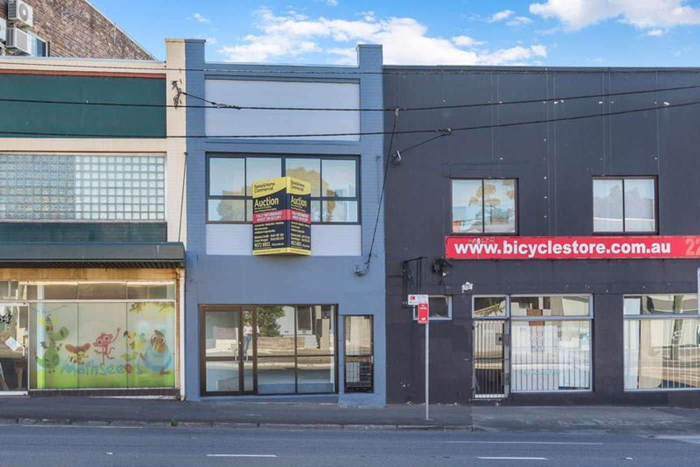 Main view of Homely apartment listing, Unit 1/645 Parramatta, Leichhardt NSW 2040