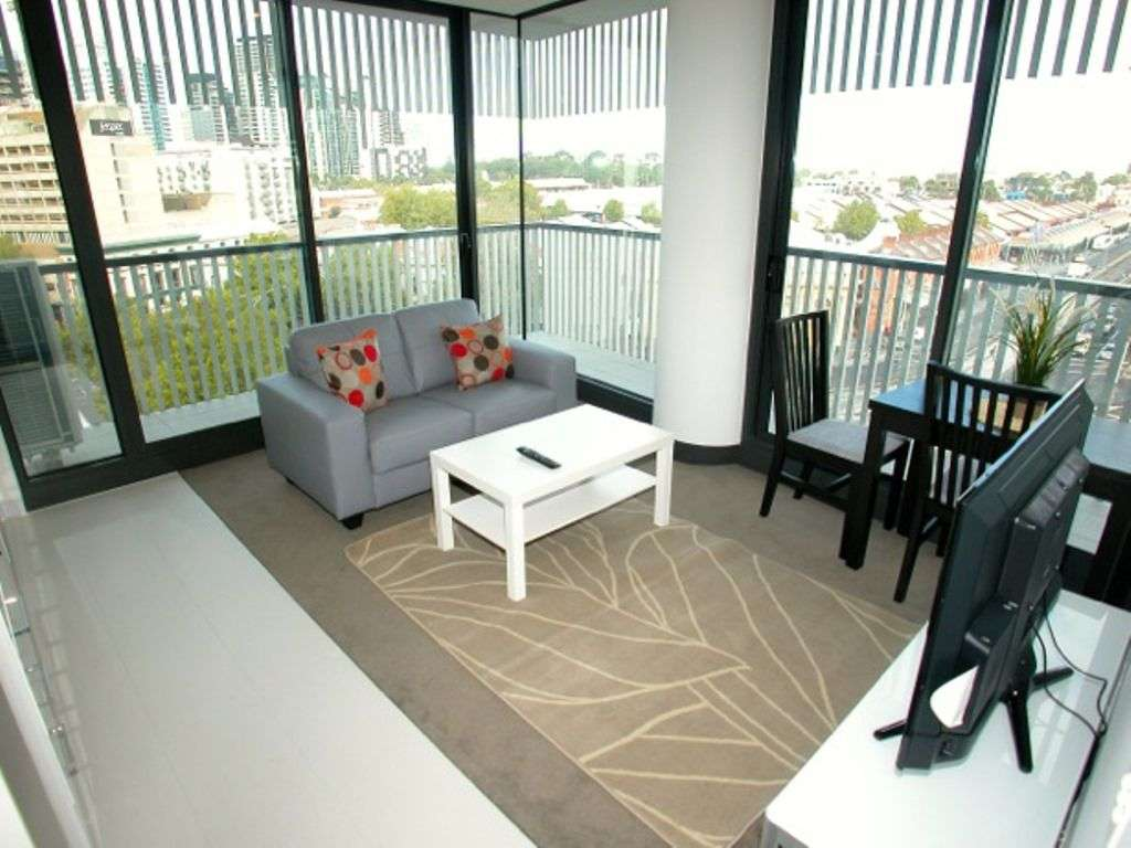 Main view of Homely apartment listing, Unit 708/6 Leicester St, Carlton, VIC 3053