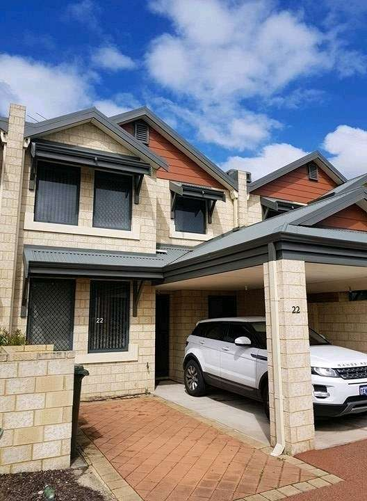 Main view of Homely townhouse listing, Unit 22/22 Gochean Ave, Bentley, WA 6102