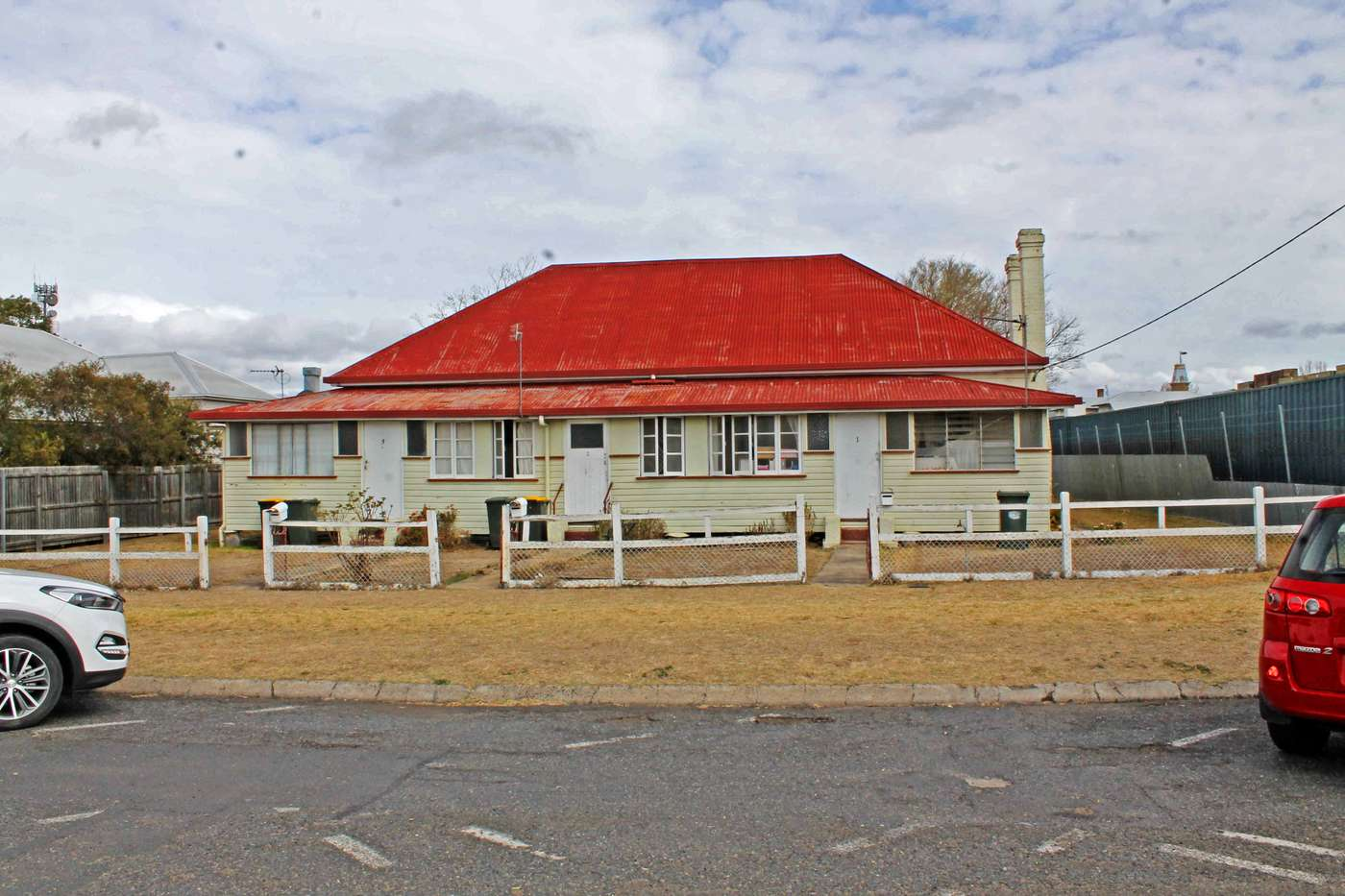 Main view of Homely unit listing, 6 Albert St, Warwick, QLD 4370