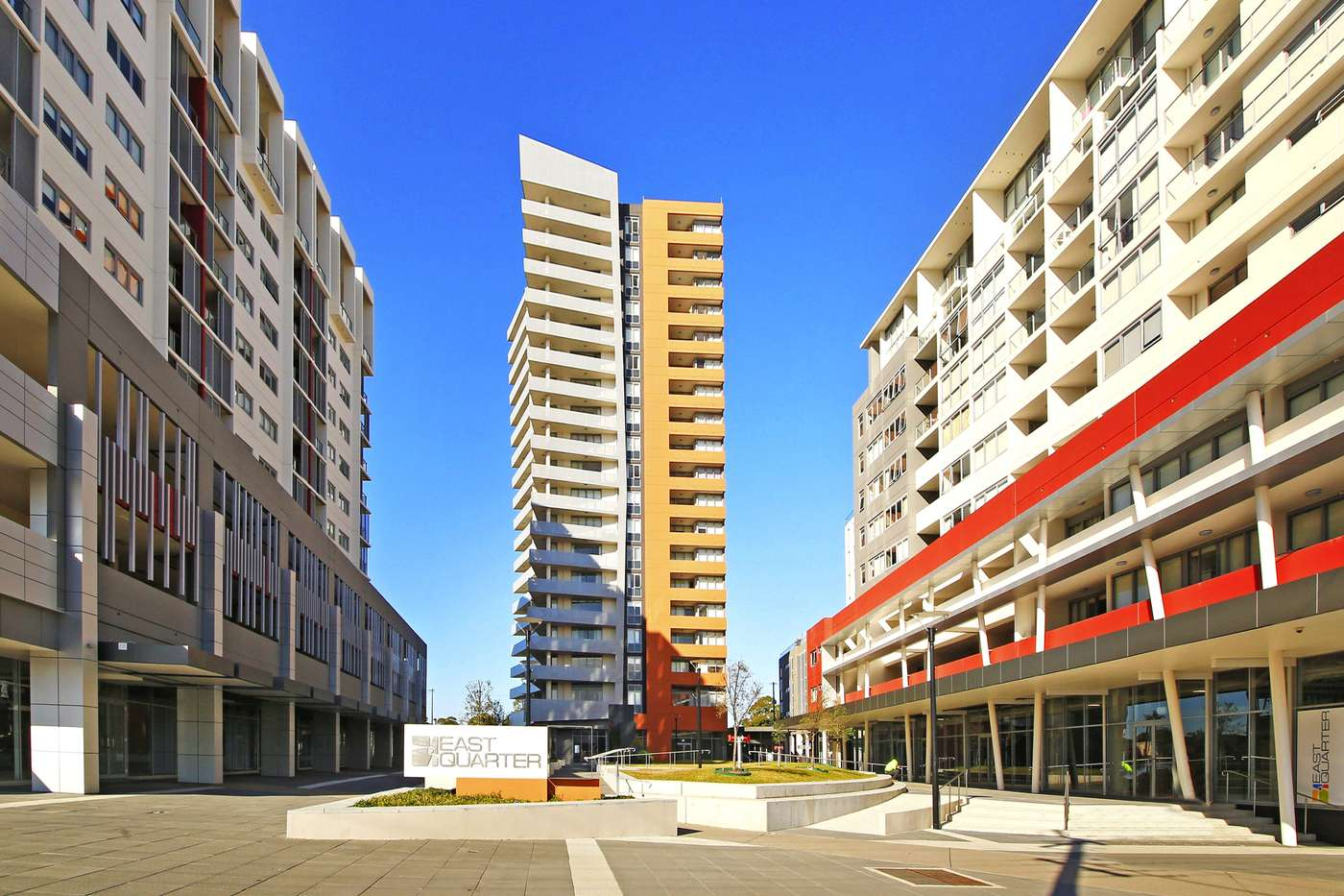 Main view of Homely apartment listing, Unit 607/99 Forest Rd, Hurstville, NSW 2220
