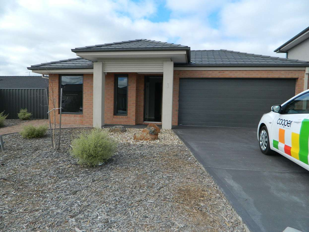 Main view of Homely house listing, 3 Landmark Crescent, Wyndham Vale, VIC 3024