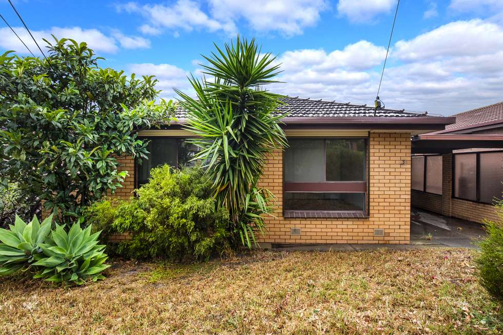 Second view of Homely house listing, 3 Laura Grove, Avondale Heights VIC 3034
