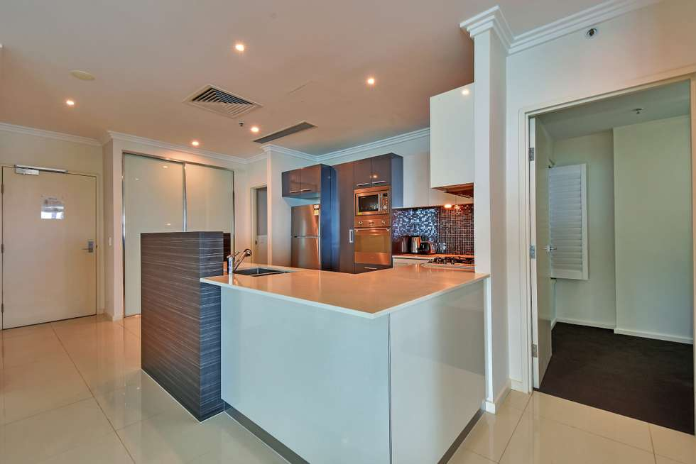 Third view of Homely unit listing, 1101/102 Esplanade, Darwin City NT 800