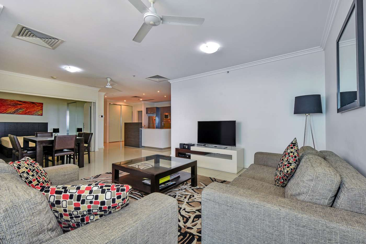 Sixth view of Homely unit listing, 1101/102 Esplanade, Darwin City NT 800