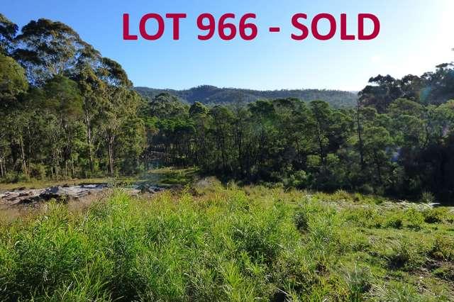 Lots 966 & 967 Back Creek Road, Nethercote NSW 2549