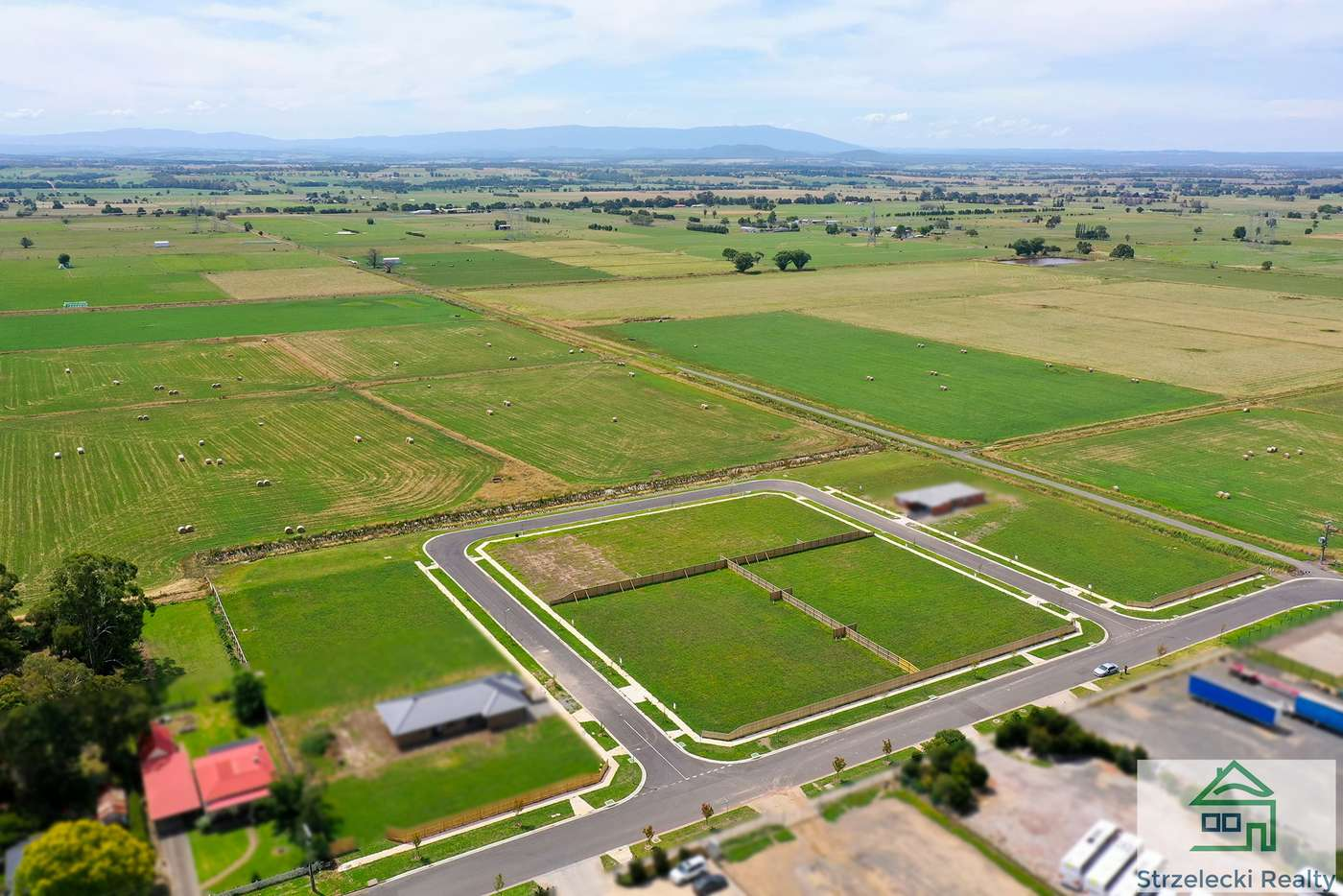 Main view of Homely residentialLand listing, LOT 14 Dairy Drive Estate, Trafalgar VIC 3824