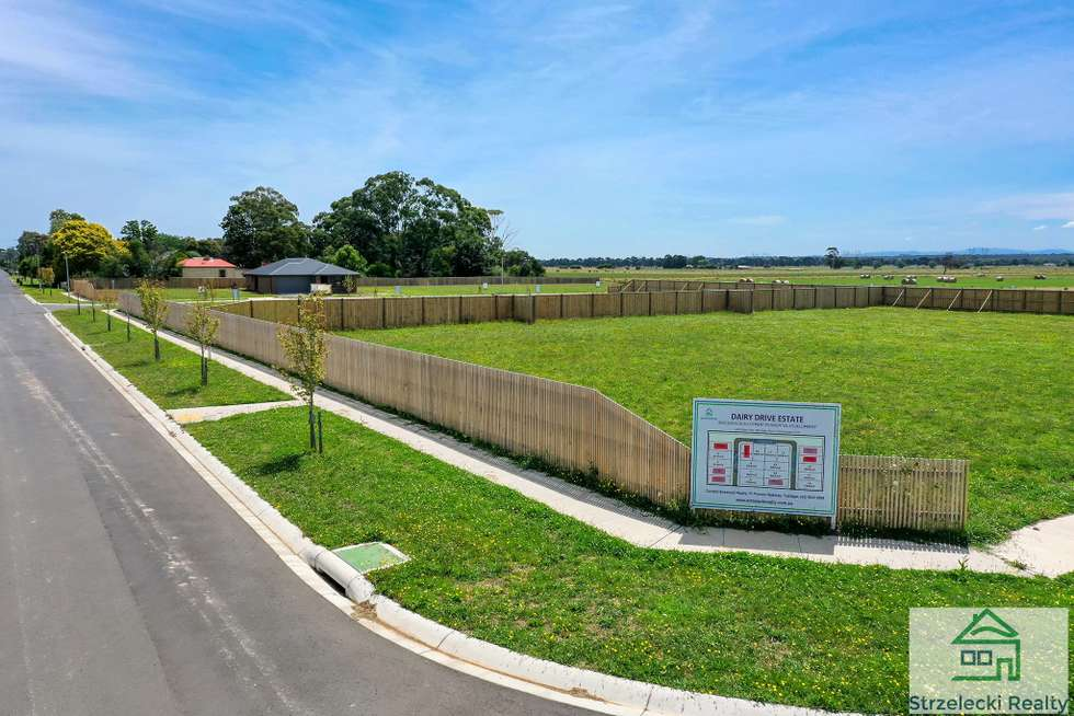 Fifth view of Homely residentialLand listing, LOT 14 Dairy Drive Estate, Trafalgar VIC 3824