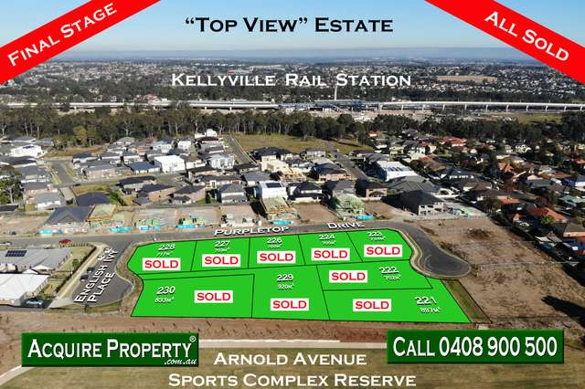 13 Purpletop Dr, Kellyville NSW 2155