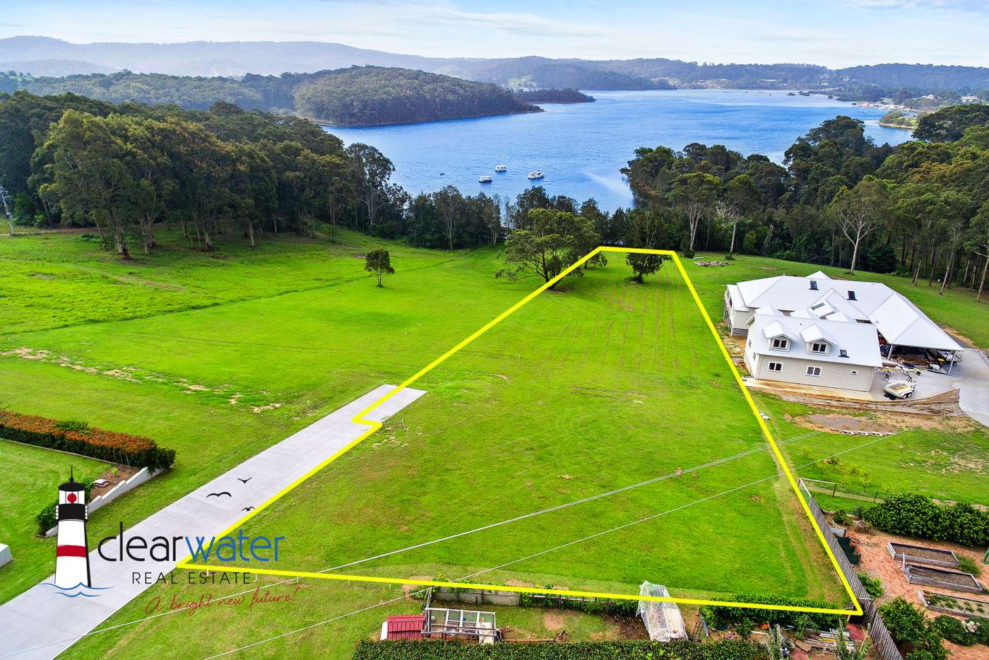 Main view of Homely residentialLand listing, 64a Old Hwy, Narooma NSW 2546