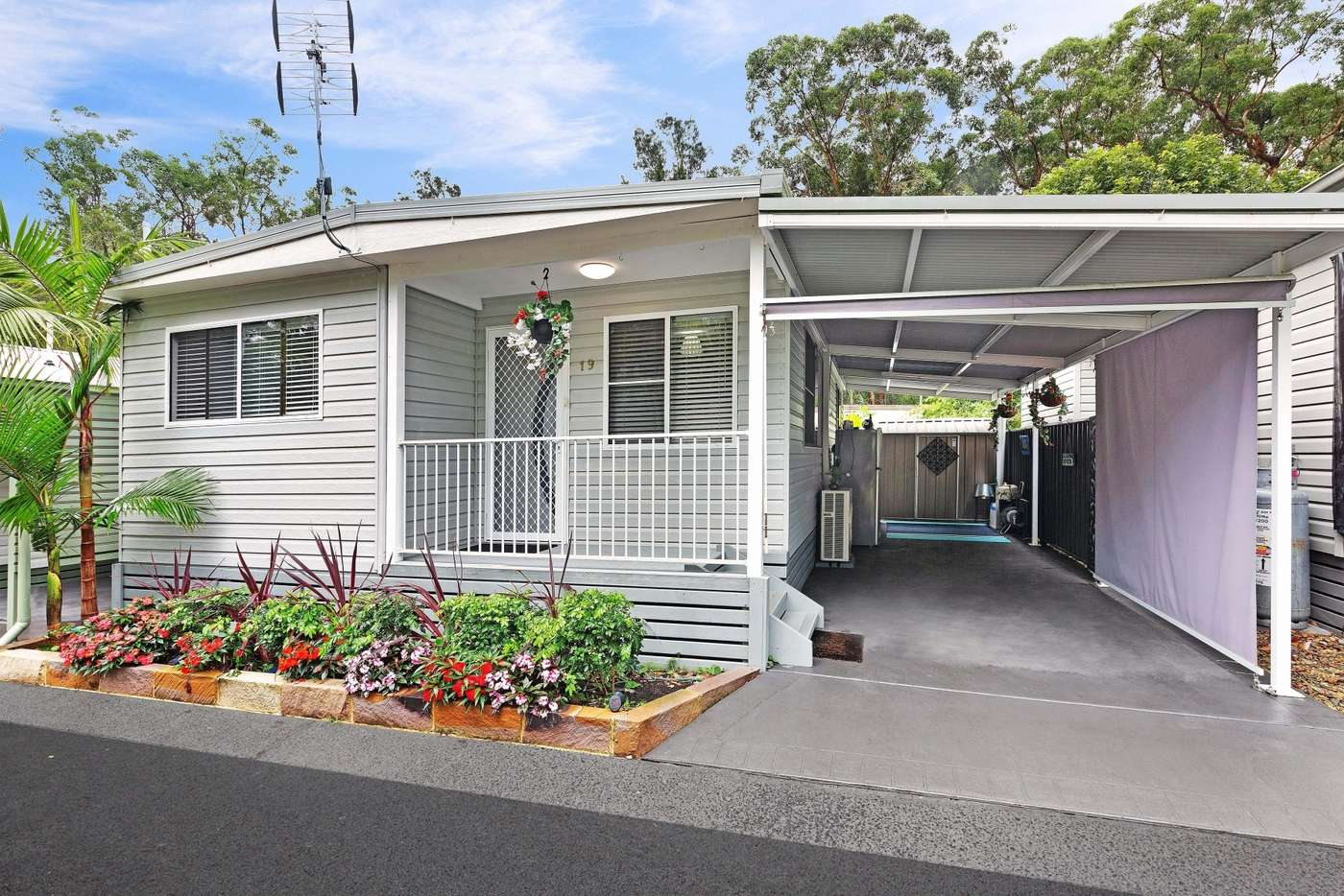 Main view of Homely unit listing, 19/437 Wards Hill Rd, Empire Bay NSW 2257